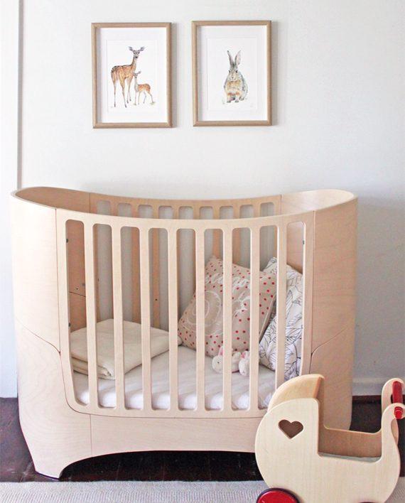 Deer print, Rabbit wall print, Nursery Wall Print Decor