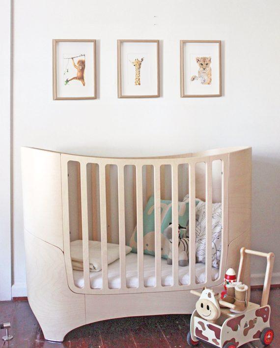 Nursery mini wall prints, children's wall prints