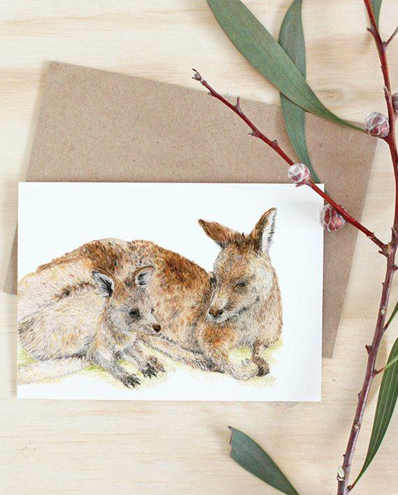 Kangaroo Card, State of Eden