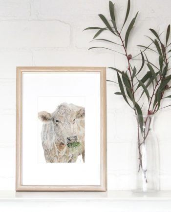 Cow mini print State of Eden