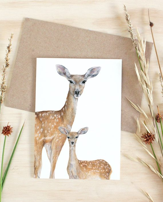 Deers Card State of Eden