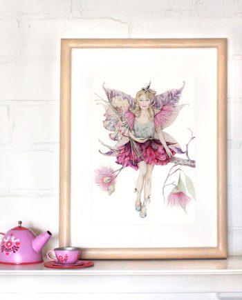 Fairy Print Mythical Eden State of Eden