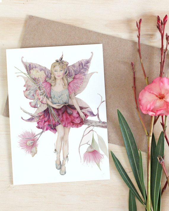 Fairy Card State of Eden